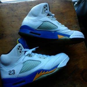 Restored Jordan 5 Laney